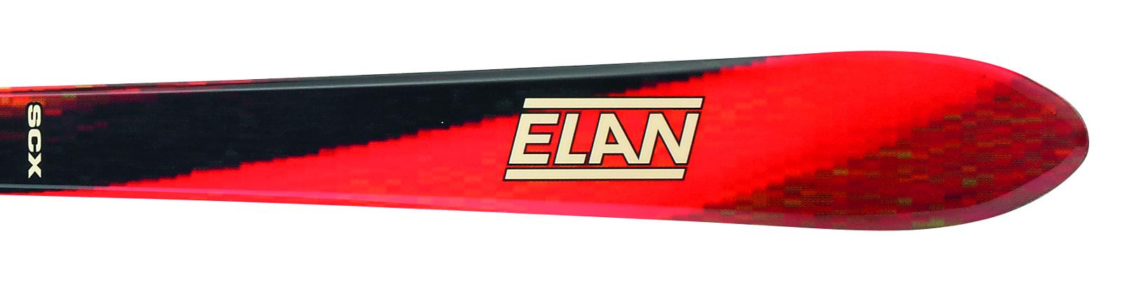 Elan SCX, rocznik 95/96 (z archiwum Elana)