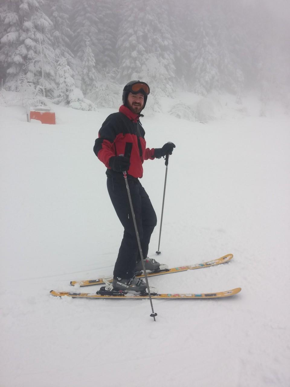 Radość na przykrótkich The Ski