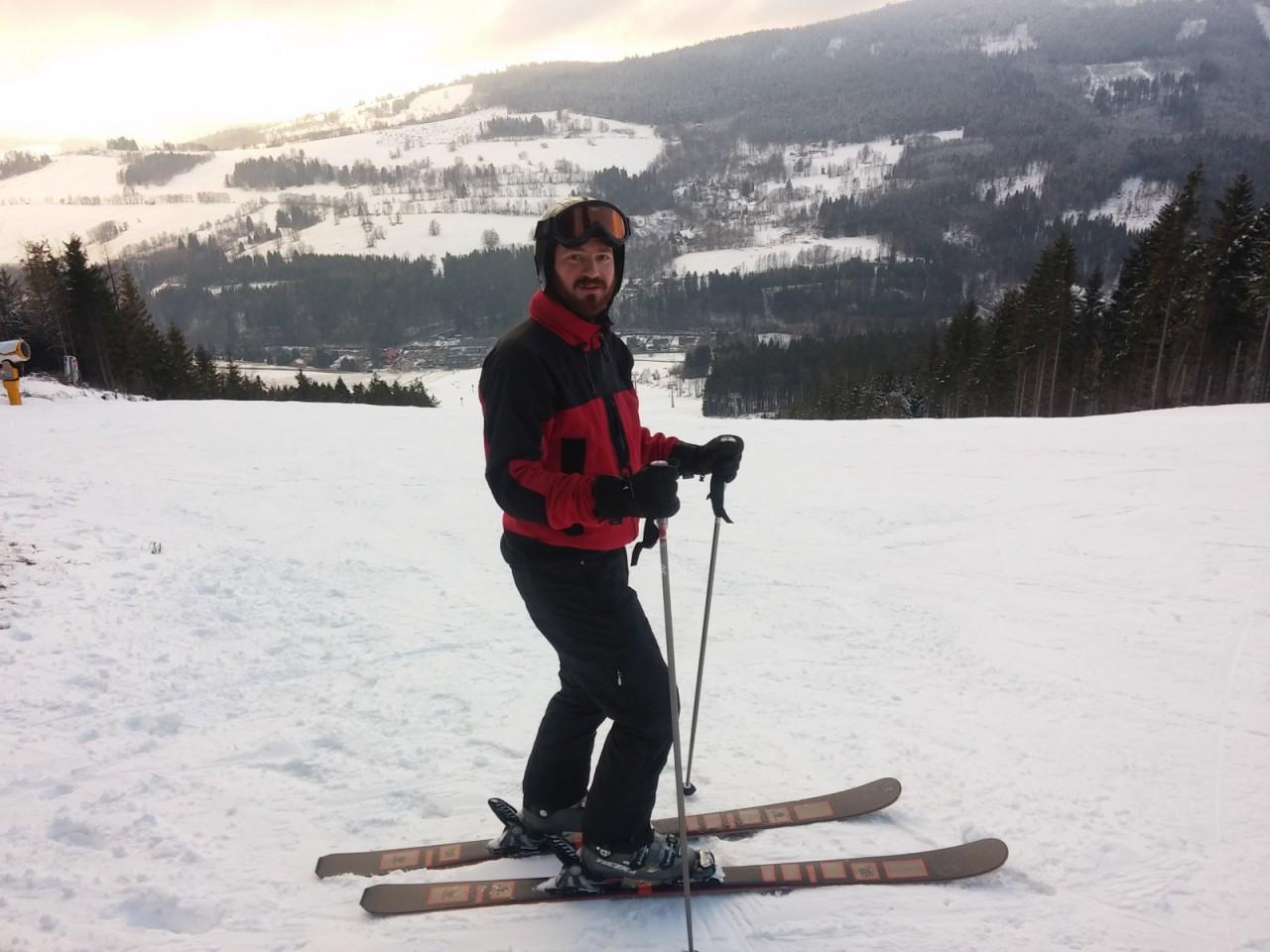 Nareszcie na własnych The Ski.